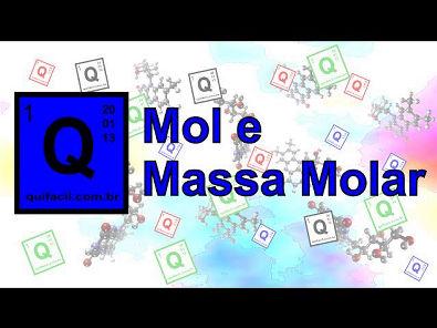 Mol e Massa Molar