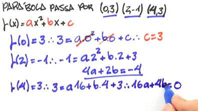 Funções de 2º grau - Teoria (parte 2)