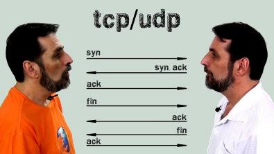 Protocolos TCP e UDP