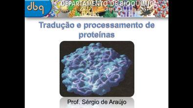 Curso de Bioquímica: Tradução