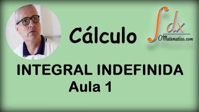 GRINGS - Integrais Indefinida aula 1