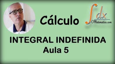 GRINGS - Integral indefinida aula 6