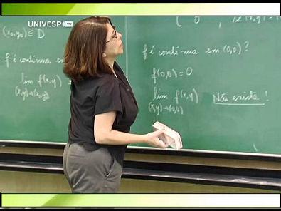 Cálculo II - Continuidade e Intro Derivadas Parciais