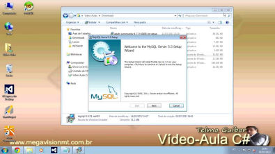 Aula 05 - Instalando e Configurando o MySQL