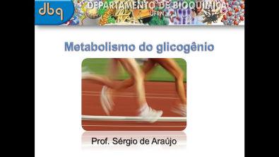 Curso de Bioquímica: Glicogenólise