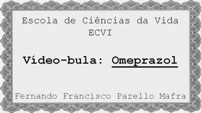 Vídeo-bula: Omeprazol