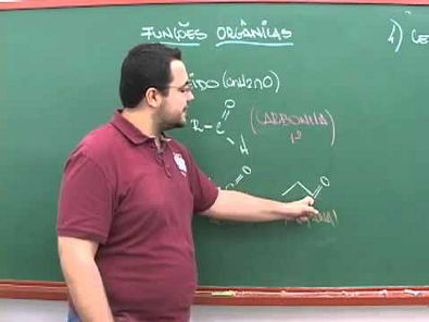 Funções Orgânicas - Aldeído e Cetona