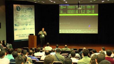 Auditoria de Segurança em Redes sem Fio - Palestra VII @SegInfo - Rafael Soares Ferreira