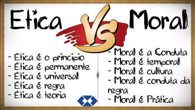 Ética x Moral: Como diferenciar?? || Conceitos, definições ||