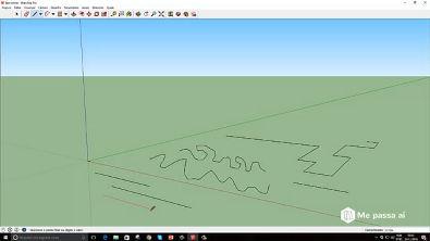 Desenho com linhas - Teoria