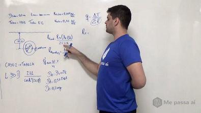 Calcular a perda de calor em um oleoduto - Teoria (parte 1)