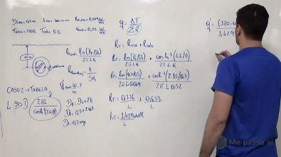 Calcular a perda de calor em um oleoduto - Teoria (parte 2)