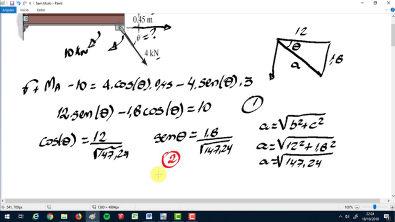 4.7 - Estática Mecânica para engenharia Hibbler 12 Ed