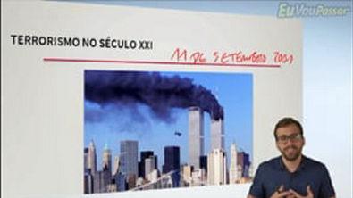Aula 011   Terrorismo no Século XXI
