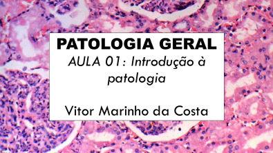 Introdução à patologia - ADAPTAÇÃO CELULAR ( PARTE I)