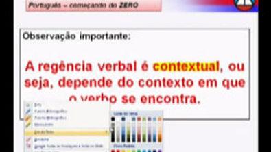 Aula 18.1   Sintaxe de regência   Rodrigo Bezerra (2710) [Alta qualidade e tamanho]