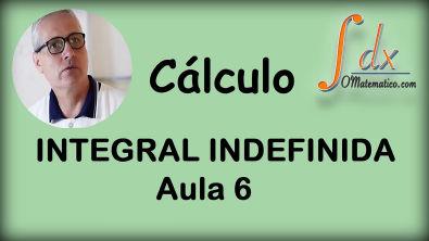 Grings - Integral indefinida -  Exercício resolvido de forma detalhada - Aula 6