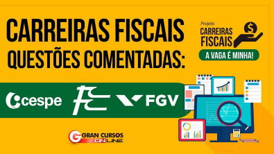 Especial Carreiras Fiscais - Questões Comentadas | Gramática