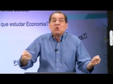 Fundamentos de Economia - Aula 1