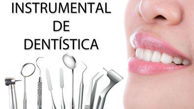 Material de dentística (Instrumentais)