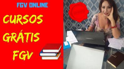 Curso Online Gratis Da Fgv Com Certificado Cursos Online Gratuitos Da Fundacao Getulio Vargas Concursos