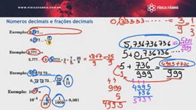 Aula 02 - Matemática para Física (parte 2) - Equações de 1o grau