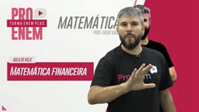 ProENEM - Matemática - Matemática Financeira - Parte 1