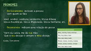 Português com Letícia - PRONOMES