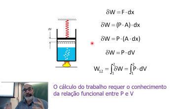 T4 Equações de balanço de energia para sistemas fechados / Prof Paulo Seleghim EESC/USP
