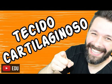 Tecido Cartilaginoso - Histologia - Aula | Biologia com Samuel Cunha