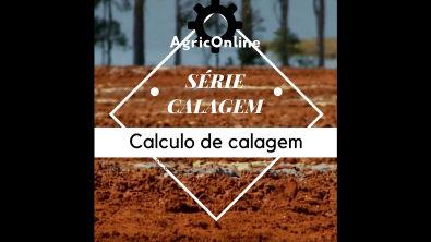 SÉRIE CALAGEM - Cálculo de calagem completo