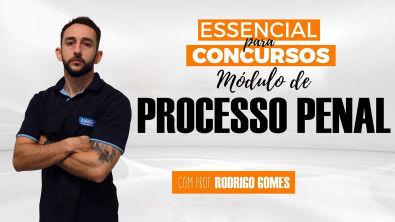 Aula Gratuita - Processo Penal - Inquérito Policial - Rodrigo Gomes - Parte 1