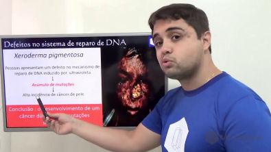 GENÉTICA - Mutação e Reparo de DNA (Parte III)