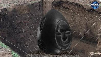 DESCOBERTA MISTERIOSA - A pedra de Winnipesaukee