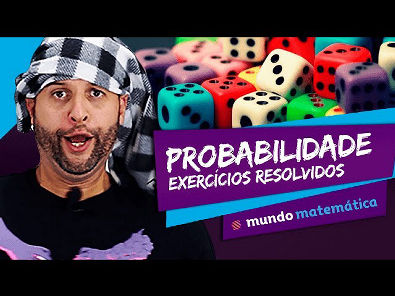 Probabilidade: Exercícios Resolvidos - Matemática - ENEM