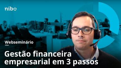 Gestão financeira empresarial em 3 passos - Nibo