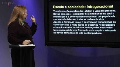 Sociologia da Educação - Aula 5 - A Função Social da Escola