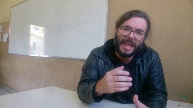Alan F B - Entrevista sobre educação Ft Professor Bruno Vorcaro( Escola Flávio dos Santos)