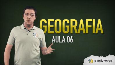 Geografia - Aula 06 - Geografia Agrária