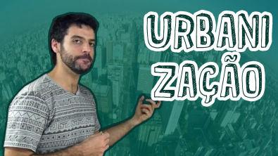 Sociologia - Urbanização