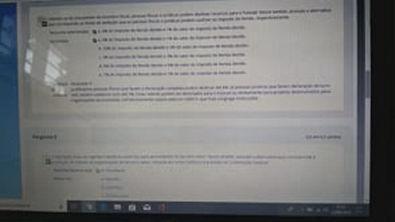 Estudos Disciplinares VII Questionário Unid. I