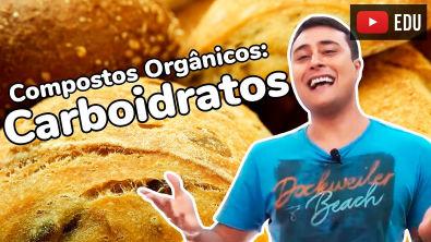 Carboidratos | Compostos Orgânicos | Prof Paulo Jubilut