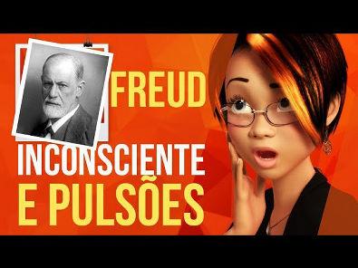 FREUD (01) PULSÃO DE VIDA, PULSÃO DE MORTE E INCONSCIENTE