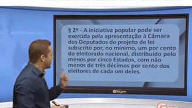 Direito Constitucional - Aula 17 - Direitos Políticos