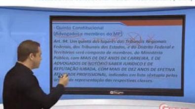 Direito Constitucional - Aula 21 - Poder Judiciário (Parte II)