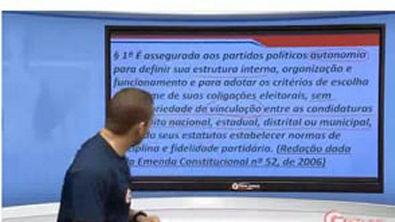 Direito Constitucional - Aula 41 - Partidos Políticos