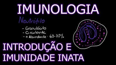 Aula: Imunologia - Introdução e Imunidade Inata (Inespecífica)   Imunologia #1