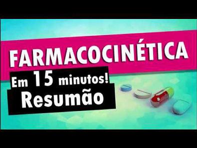 FARMACOCINÉTICA em 15 Minutos! - Farmacologia