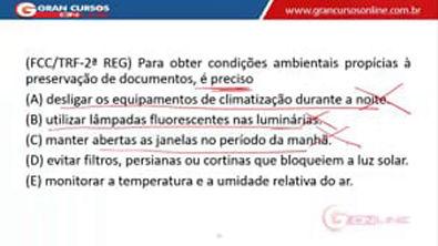 8 - Conservação dos Documentos