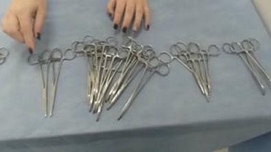 mesa cirúrgica básica
